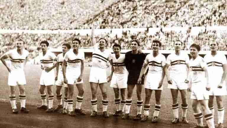 Hungría 1954