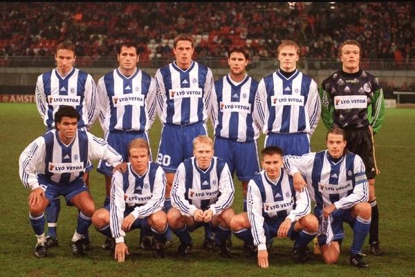 Helsinki Champions League 1998