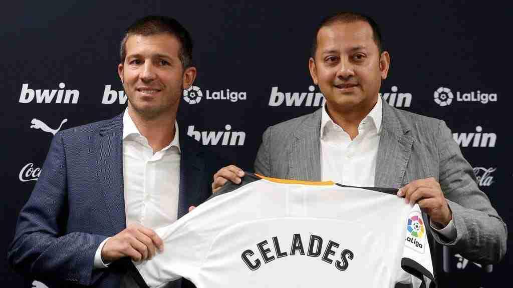 Presentación Albert Celades entrenador Valencia CF