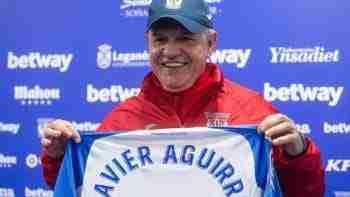 Presentación Javier Aguirre entrenador Leganés