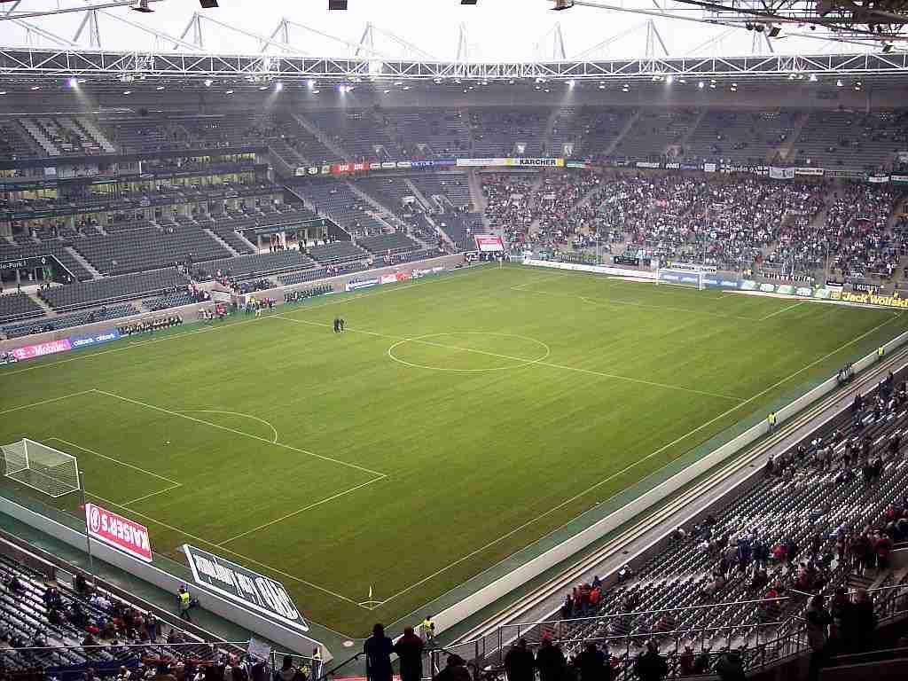 Borussia Park de Moenchengladbach