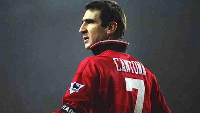 Éric Cantona Manchester United