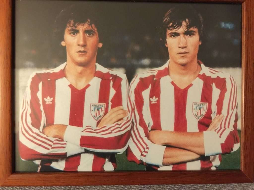 Hermanos Salinas Athletic Bilbao