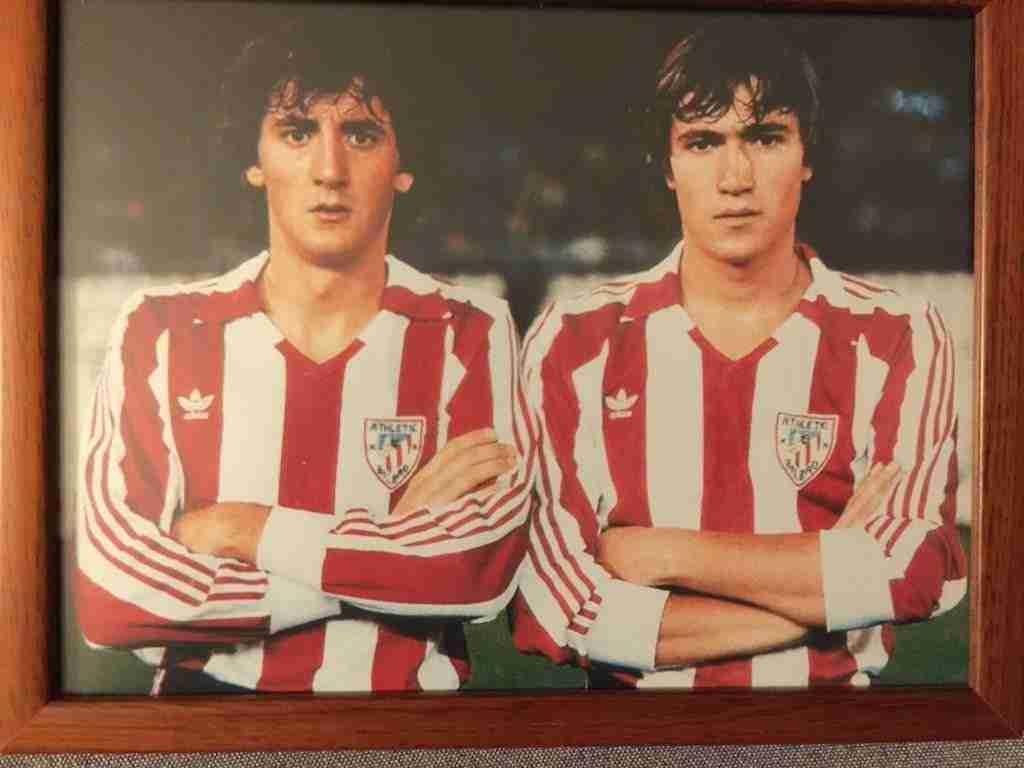 Hermanos Salinas Athletic Bilbao