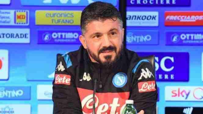 Gatusso rueda de prensa entrenador Nápoles