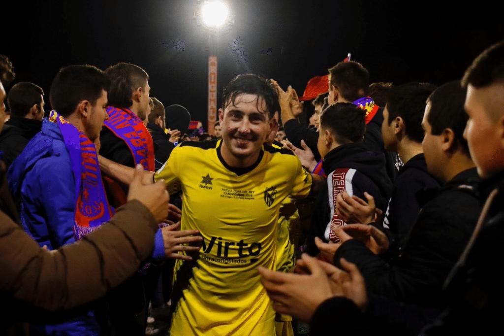 Peña Azagresa Copa del Rey