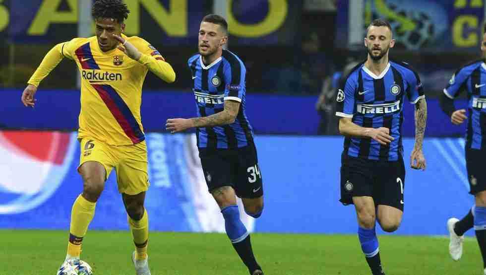 Todibó Inter Milán Barcelona