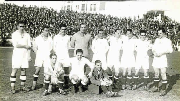Real Madrid 1932