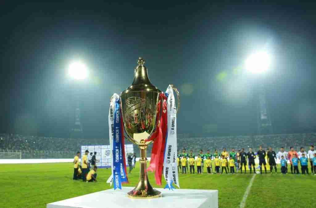 Bangabandhu Gold Cup trofeo