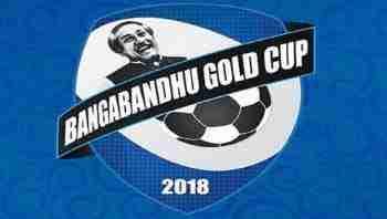 Bangabandhu Gold Cup logo