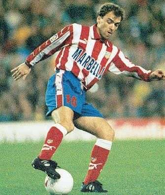 Milinko Pantic Atlético de Madrid