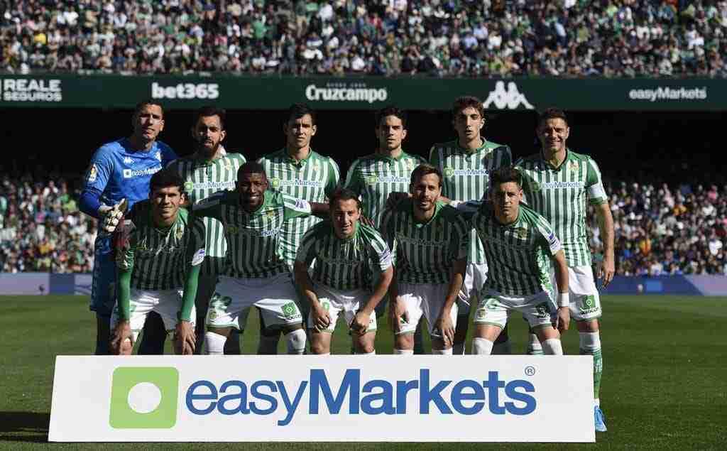 Once Betis - Real Sociedad